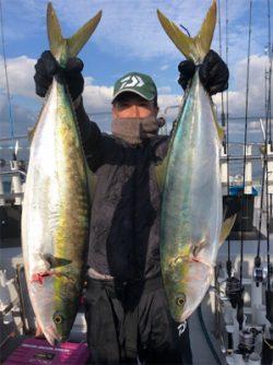 毎年恒例竿納ビッグファイター釣行