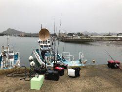 阿波哲 伊島沖便 近海ベイジギング